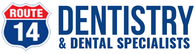 Route 14 Dentistry Logo
